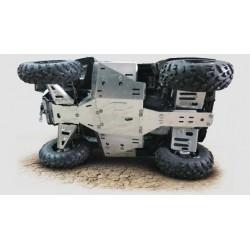 Protección Inf. de Aluminio ATV y UTV